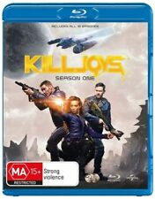 Killjoys : Season 1 (Blu-ray, 2016, 2-Disc Set)