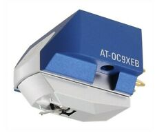 Audio Technica AT-OC9XEB Elliptical MC Cartridge Replaces the AT-F2  Moving Coil