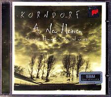 Alexander LAZAREV: KORNDORF b1947 A New Heaven Hymn II & III CD Catherine Bott