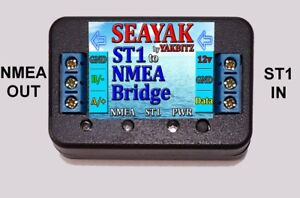 SEAYAK Seatalk1 to NMEA Converter