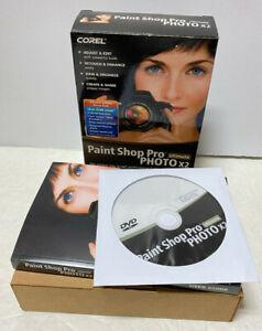 Corel Paint Shop Pro Ultimate Photo X2 Complete