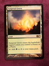 Sunpetal Grove   VO   -  MTG Magic (EX)
