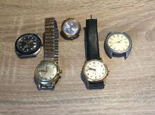 Lot de montre ancienne Yema Sous Marine Zodiac mécanique automatic Vintage Watch