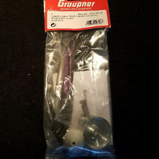 Graupner Cam Prop Set 1335.40.25 New in Package