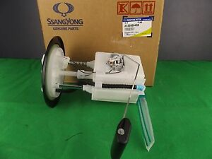 GENUINE SSANGYONG ACTYON SPORTS UTE 2.0L TURBO DIESEL ALL MODEL FUEL SENDER ASSY