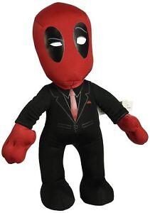 Marvel Deadpool Plush Figure Stuffed Collectors Edition Kids Adult Toy Boy Girl