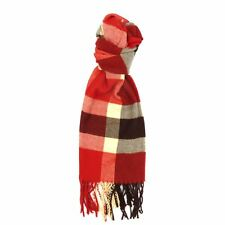 Ladies Warm Plaid Tartan Checked Long Luxury Soft Scarf Womens Shawl Neck Wrap
