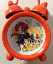 Axis Powers Hetalia ITALY mini alarm clock the beautiful world series official