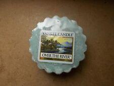 Yankee Candle Usa Rare Over The River Wax Tart