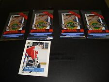 1991 Ultimate Hockey Card 3 Pack Lot Factory Sealed Mint Condition Draft Picks