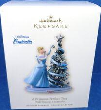 2008 A Princess Perfect Tree Hallmark Disney Cinderella Ornament