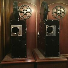 Pair of Working Vintage 1940's Simplex 35mm Projectors REDUCED PRICE!