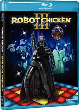 Robot Chicken - Star Wars Special 03 (Blu-ray, 2011) Region 0