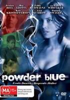 Powder Blue NEW DVD Lisa Kudrow Patrick Swayze Jessica Biel (Region 4 Australia)