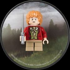 LEGO LORD OF THE RINGS BILBO BAGGINS STING LOCKER MAGNET LOTR BIRTHDAY GIFT NEW