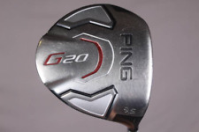 Ping G20 Driver 9.5° Regular Right-Handed Graphite Golf Club #8156