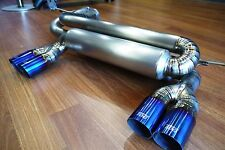 TOG HyperTi full Titanium exhaust for BMW E46 M3 2001-2006