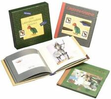 Nick Bantock's Trilogy - Griffin & Sabine, Sabine's Notebook & The Golden Mean