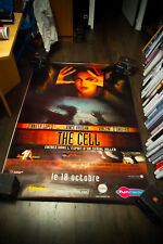 THE CELL Jennifer Lopez A  4x6 ft Bus Shelter D/S Movie Poster Original 2000
