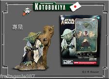 STAR WARS YODA PVC figure snap-fit 1:7 scale 13cm Kotobukiya
