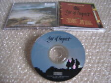 EXPLORERS CLUB: Age Of Impact *Rare CD* Dream Theater Fates Warning Queensryche