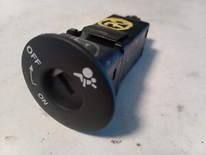 NISSAN QASHQAI NTEC 2.0 DCI 2007-10 FRONT PASSENGER AIR BAG ON OFF SWITCH