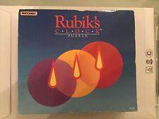 Rubik's clock puzzle vintage Matchbox