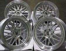 "ALLOY WHEELS X 4 18"" S RT2 STAG FITS BMW 1 3 SERIES E46 E90 E91 E92 E93 Z3 M12"