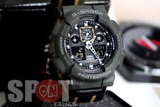 Casio G-Shock x Military Cloth Men's Watch GA-100MC-3A  GA100MC 3A