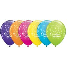 Happy Retirement Latex Balloon Pack - Mixed Colours