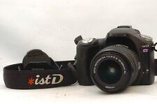 @ Ship in 24 Hrs @ Near Mint @ Pentax ist D L2 6.1MP DSLR Camera 18-55mm DA Lens
