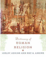Dictionary of Roman Religion by Adkins, Lesley|Adkins, Roy A. (Paperback book, 2