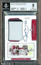 2019 National Treasures Kyler Murray RC Rookie RPA Patch AUTO /99 BGS 9 MINT
