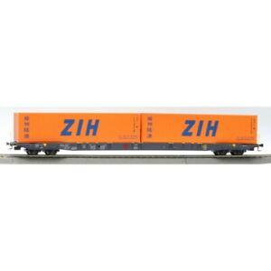 IG 96010049 Igra Model Rocky-Rail Sggnss 80 Containertragwagen der ERWEWA