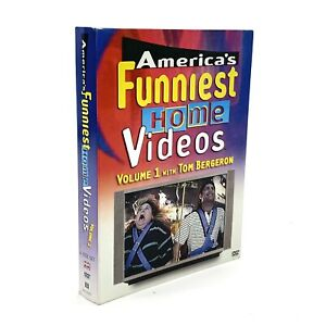 America's Funniest Home Videos - Volume 1 (One) With Tom Bergeron (DVD Box Set)