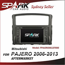"SP 7"" AFTERMARKET GPS DVD SAT NAV IPOD BLUETOOTH FOR MITSUBISHI PAJERO 2006-2013"