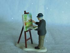 "Dept. 56 ""An Artist's Touch"" New England Village collection #56638"