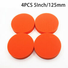 "125mm 5"" Accesories Car Polishing Sponge Buffing Pads Waxing Pad Replace Part"