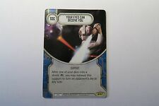 Star Wars Destiny Spirit of Rebellion Your Eyes Can Deceive You Card #107 unused