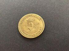 Charlie Chaplin Gold Rush Wigan Princess cinema 1926 Advertising Token coin D