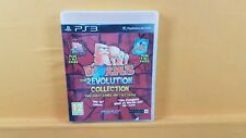 ps3 WORMS Revolution The Collection PAL UK REGION FREE