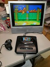 Sega Genesis Model 2 Console with Sonic 2 & Turbo Controller - Free Shipping