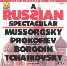 A Russian Spectacular (CD, Nov-1992, Vox) Borodin Tchaikovsky Mussorgsky