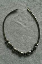 Collana vintage argento 800