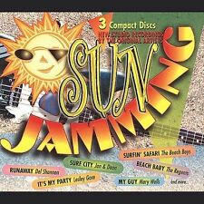 Sun Jammin' [Box] by Various Artists (CD, May-1997, 3 Discs, Madacy Distribution