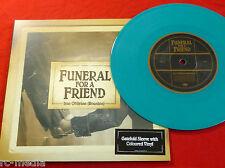 """Funeral For A Friend -Into Oblivion- Original UK Coloured Vinyl 7"""" +Gatefold Slv"""