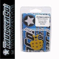 1pr TruckerCo Metallic Sintered Disc Brake Pads Formula ORO K18 ORO K24 6d04