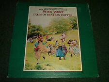 Peter Rabbit & Tales of Beatrix Potter Soundtrack~Royal Ballet Film~FAST SHIP!!!