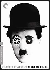 Modern Times DVD CRITERION COLLECTION Charlie Chaplin