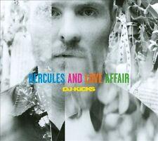 DJ-Kicks [Digipak] by Hercules & Love Affair ..NEW & SEALED